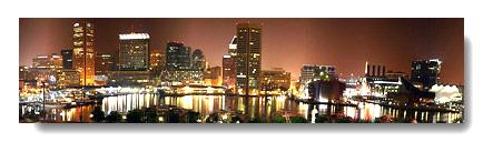Baltimore City USA